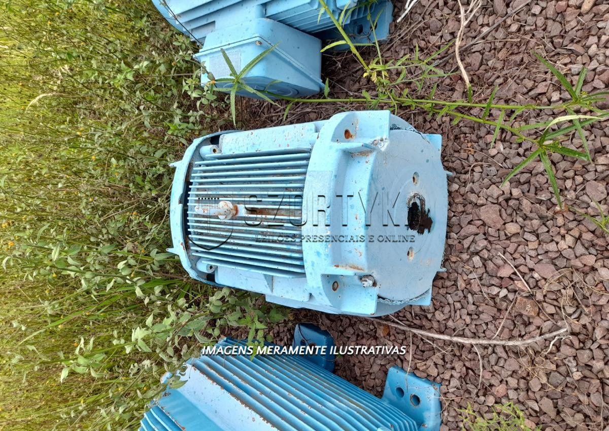 Motor elétrico, 125cv, marca GE