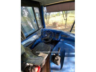LOTE  - Ônibus VW Busscar Urbanus, 2001