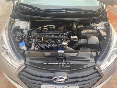 LOTE 001 - Hyundai HB20 1.6 PREM, 2018